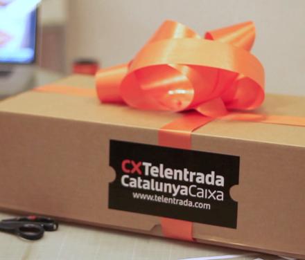 Telentrada's Christmas Campaign